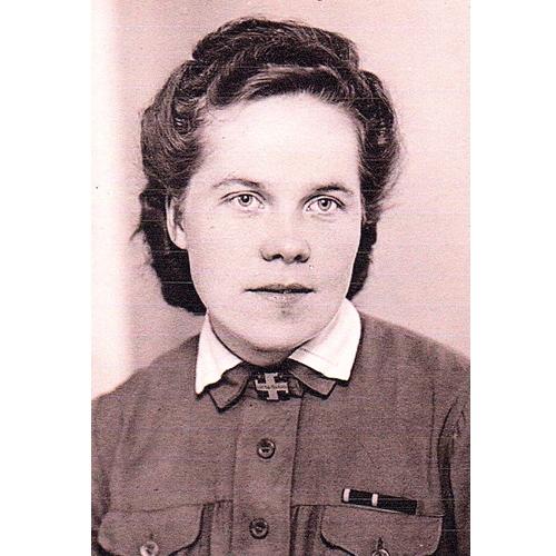 Sjöblom, Olga